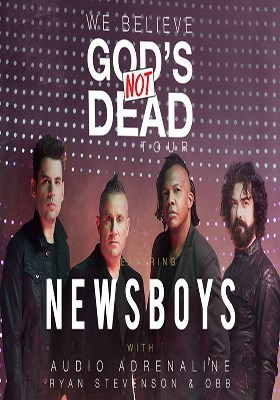 Newsboys 2016 - Graphic Right
