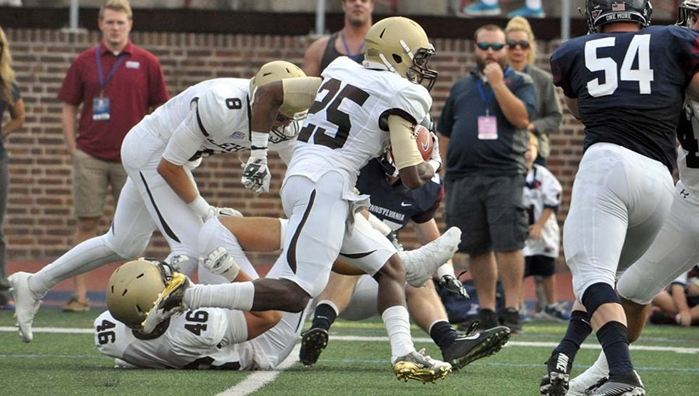 Position Switches Something To Watch In Lehigh's Spring Session