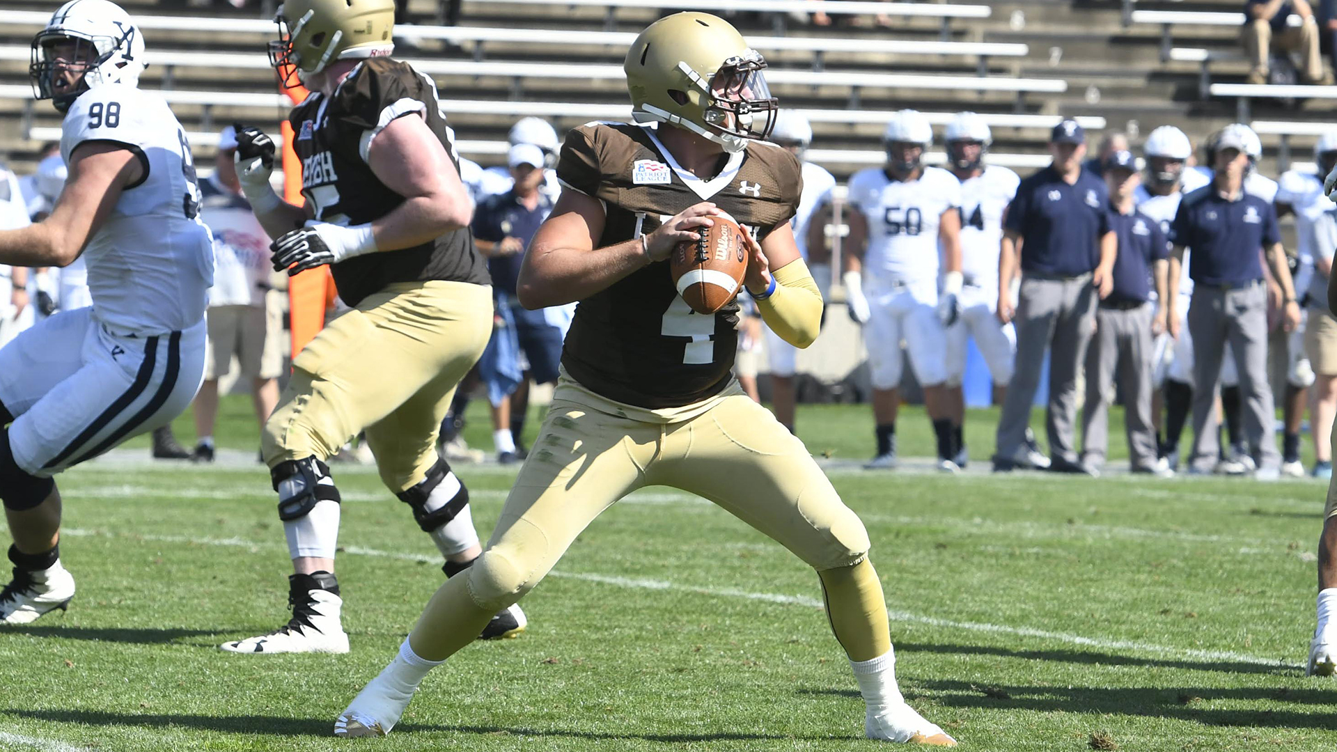 Spotlight: Brad Mayes Using Spring Ball To Build For Chance To Threepeat